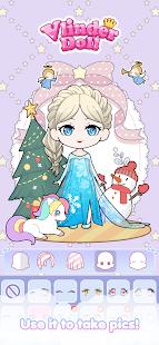 Vlinder Doll – Dress up Games, Avatar Creator [v2.7.5] APK Mod for Android logo
