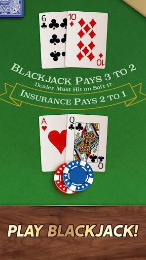 Blackjack 1.8.4 screenshots 1