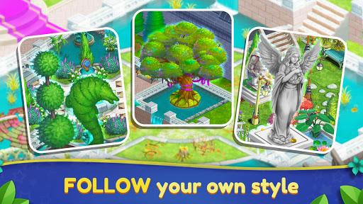 Royal Garden Tales - Match 3 Puzzle Decoration ' 0.9.8 screenshots 17