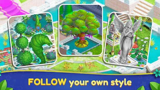 Royal Garden Tales - Match 3 Puzzle Decoration ' 0.9.8 Screenshots 11