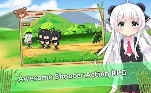 Pandaclip Mod Apk: The Black Thief – Action (MOD MENU) 3
