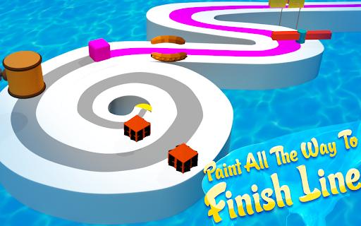 Line Color Game: 3D Adventure  screenshots 17