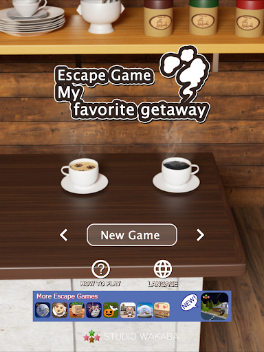 Room Escape Game: My favorite getaway modavailable screenshots 6