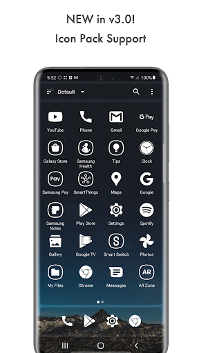 Mini Desktop (Launcher) apktram screenshots 1