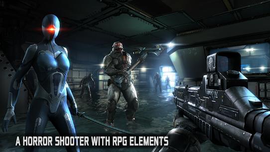 Dead Effect 2 Mod Apk Unlimited Health+Money+Gold+Ammo 2021 3