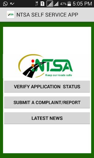 NTSA  APP apktram screenshots 1