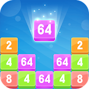 NumDrop: Fun & Free 2048 Block Number Puzzle Games
