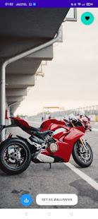 Sports Bike Wallpaper HD