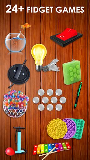 Fidget Toys 3D - Fidget Cube, AntiStress & Calm 1.0.5 screenshots 13