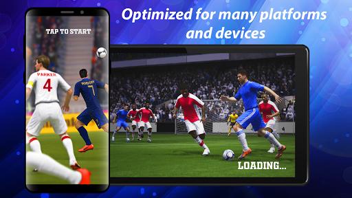 Football 2019 - Soccer League 2019 8.8 Screenshots 4