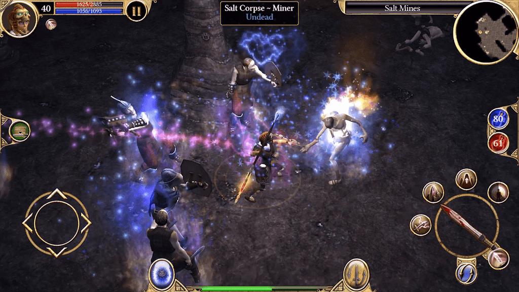 Titan Quest: Legendary Edition  poster 2