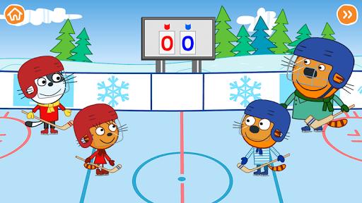 Kid-E-Cats. Educational Games  screenshots 14