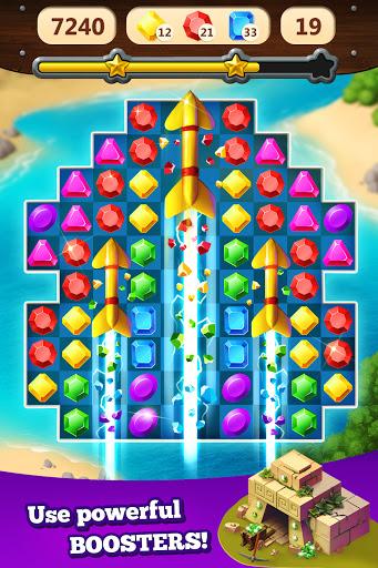 Jewel Rush - Free Match 3 & Puzzle Game 2.3.2 screenshots 3