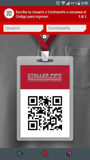 Taller Pipo Control de Taller  screenshots 1
