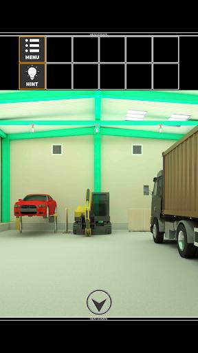 Escape game: Car maintenance factory screenshots 1