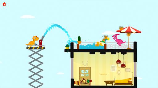 Fire Truck Rescue - Firefighter Games for Kids apktram screenshots 2