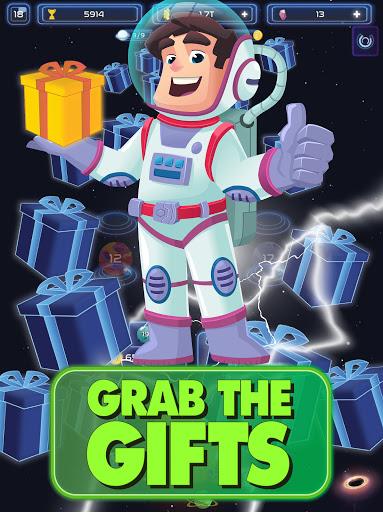 Space Merge: Galactic Idle Game 1.4.1 screenshots 12
