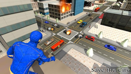 Super Speed Rescue Survival: Flying Hero Games 5