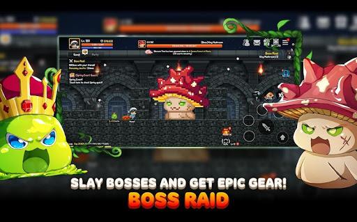 Roem - Pixel Dungeon Raid screenshots 18