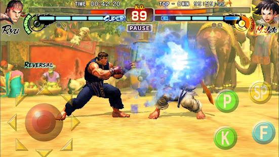 Street Fighter IV Champion Edition 1.03.01 Screenshots 24