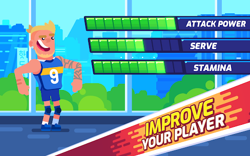 Volleyball Challenge – volleyball game Mod 1.0.24 Apk [Unlimited Coins] 5