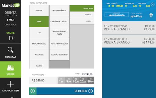 MarketUP PDV Screenshots 12