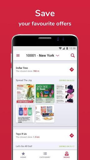 Shopfully - Weekly Ads & Deals 8.9.0 Screenshots 8