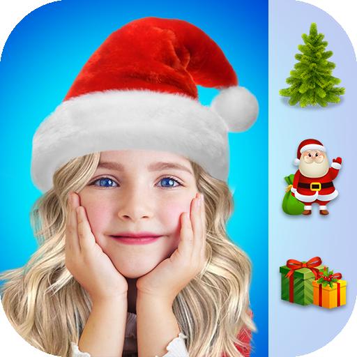 Baixar Christmas Photo Stickers 🎄 para Android