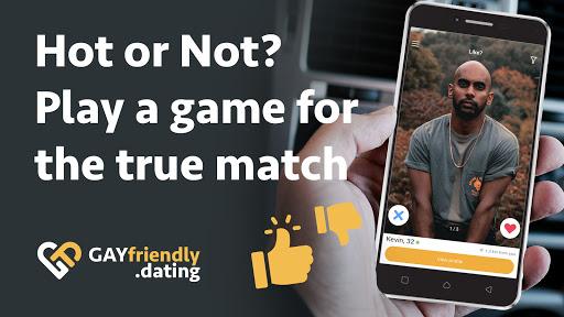 Gay guys chat & dating app - GayFriendly.dating 1.45 APK screenshots 4