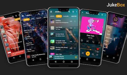 JukeBox Music Player Pro v3.4.16 Cracked APK 1