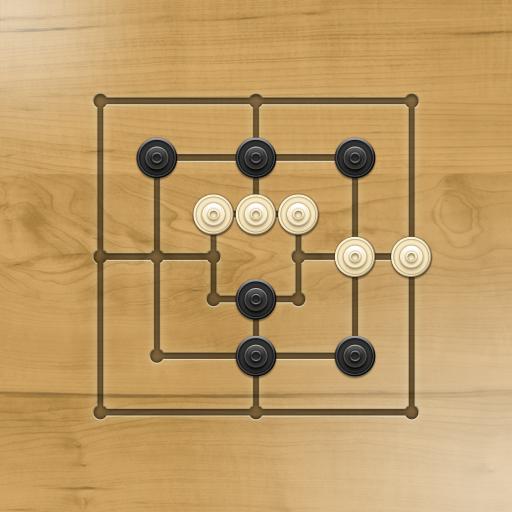 Nine men's Morris - Mills - Free online board game
