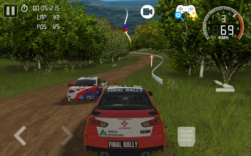 Final Rally: Extreme Car Racing 0.073 screenshots 8