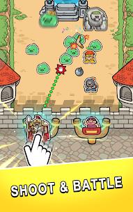 Smash Kingdom Mod Apk: Slingshot Action Defense (Unlimited Gold) 10
