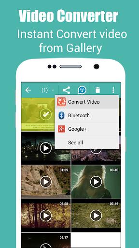 Video Converter - All formats video converter 2.0 Screenshots 4