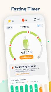Fastic: Fasting App & Intermittent Fasting Tracker 1.62.0 Screenshots 4