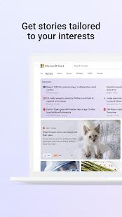 Microsoft Start: Top stories, news & more  Screenshots 2