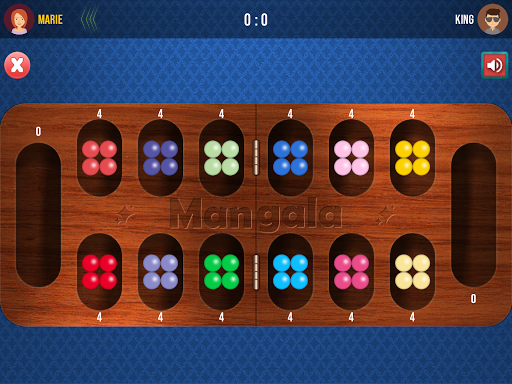 Mancala Online - Strategy Board Game apktram screenshots 9