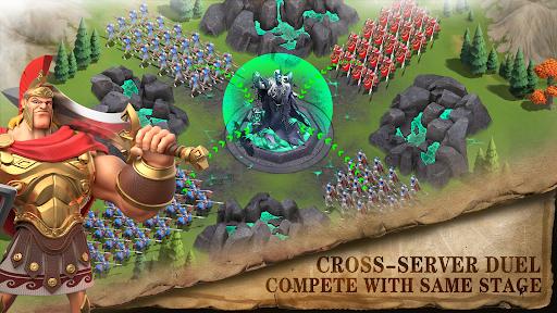 War and Empires: 4X RTS Battle screenshots 3