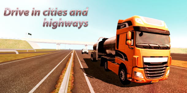 Truck Simulator : Europe For Pc – Free Download And Install On Windows, Linux, Mac 1