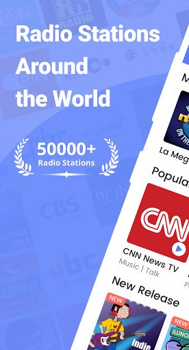 My Radio :Free Radio Station, AM FM Radio App Free 1.0.50.0101 Screenshots 1