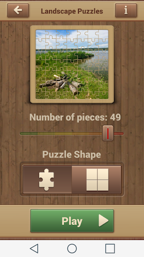Landscape Puzzles 55.0.55 screenshots 4