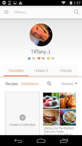 Allrecipes Dinner Spinner  Screenshots 5
