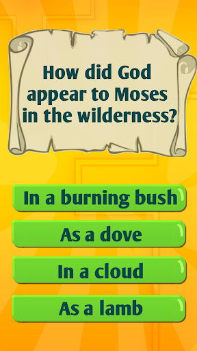 Bible Trivia Quiz Game With Bible Quiz Questions 6.1 screenshots 2