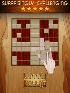 Woody Block Puzzle ® Screenshot