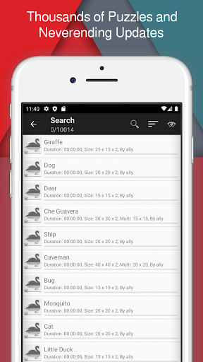 Griddlers Plus 1.12.1 screenshots 2
