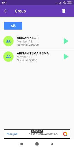 Undian Arisan Lucky Wheel 1.3.20 screenshots 2
