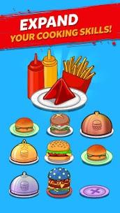 Merge Burger: Food Evolution Cooking Merger 2.0.11 Mod APK Download 2