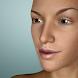 Face Model - 3D virtual human head pose tool
