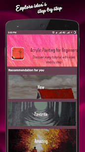 Acrylic Painting for Beginners For Pc | How To Install (Windows 7, 8, 10, Mac) 1