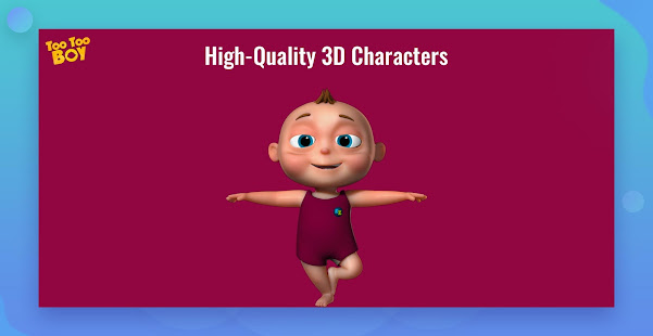 TooToo Boy  Show -  Funny Cartoons for Kids 1.81 Screenshots 2